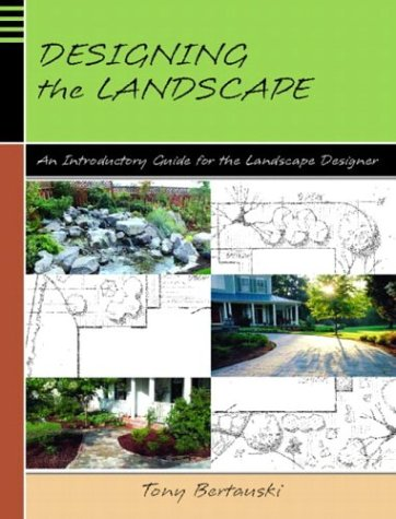 9780130330413: Designing the Landscape: An Introductory Guide for the Landscape Designer