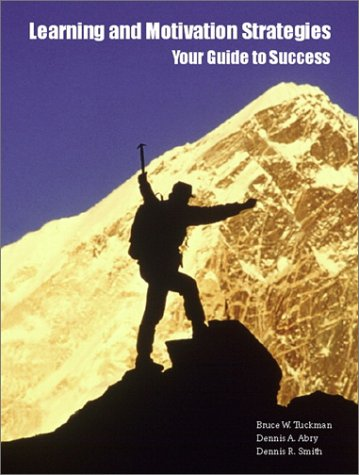 9780130330635: Learning and Motivation Strategies: Your Guide to Success