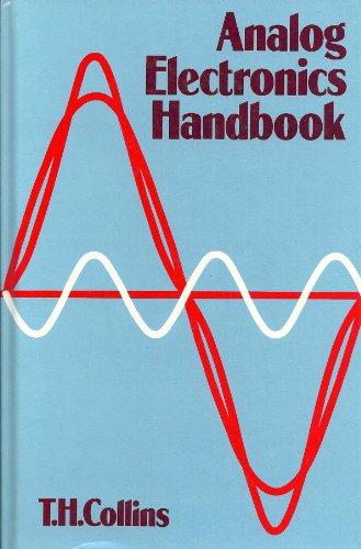 9780130331199: Analogue Electronic Handbook
