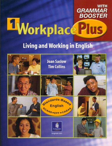 9780130331748: Workplace Plus 1 Workbook: Living and Working in English
