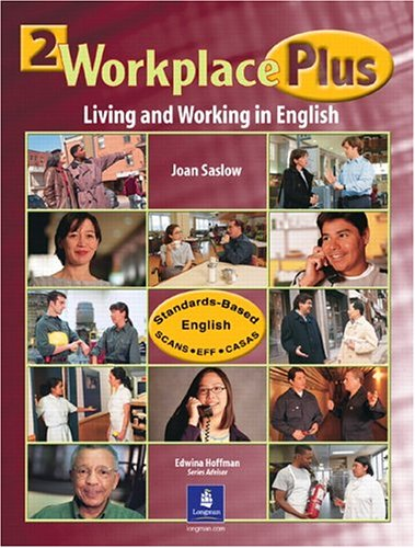 9780130331793: Living and Working in English: Student Book Level 2 (Workplace Plus Series)