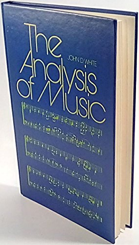 9780130332332: The analysis of music