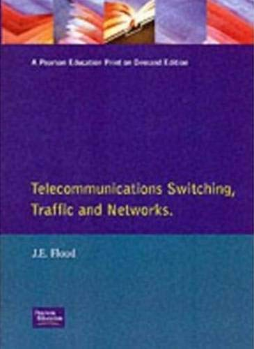 9780130333094: Telecommunications Switching, Traffic and Networks