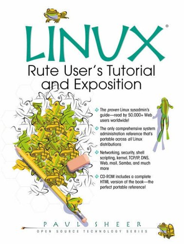 9780130333513: Linux: Rute User's Tutorial and Exposition