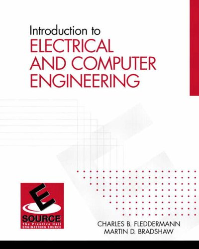 9780130333636: Introduction to Electrical and Computer Engineering (Esource--The Prentice Hall Engineering Source)