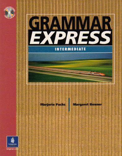 9780130333797: Grammar Express, with Answer Key Book with Editing CD-ROM without Answer Key
