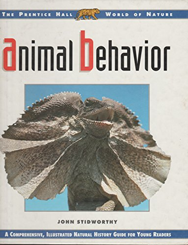 9780130333902: Animal Behavior (Prentice Hall World of Nature)