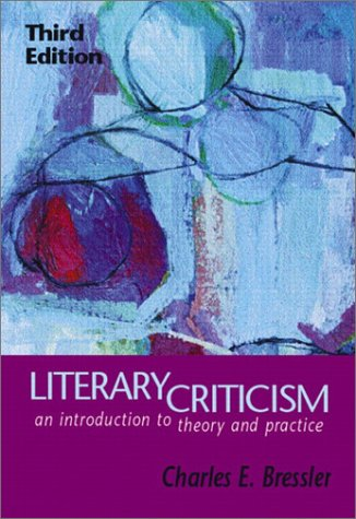 9780130333971: Literary Criticism: An Introduction to Theory and Practice