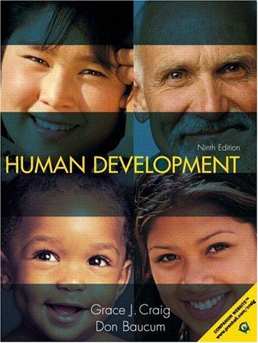 9780130334411: Human Development