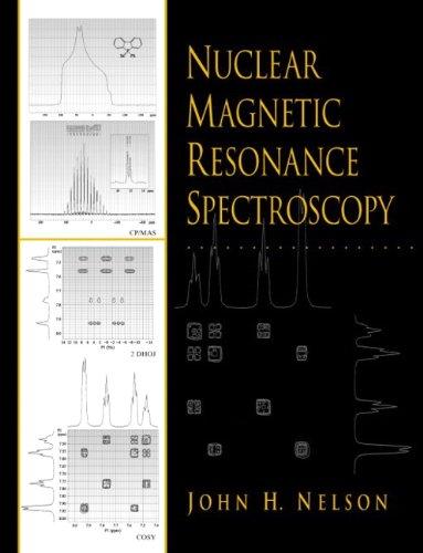 9780130334510: Nuclear Magnetic Resonance Spectroscopy