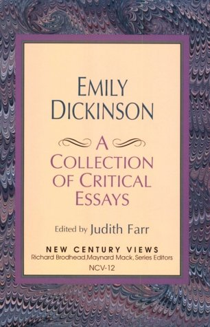 9780130335241: Emily Dickinson: A Collection of Critical Essays