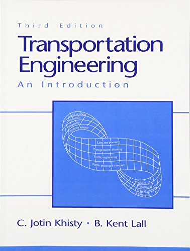 9780130335609: Transportation Engineering: An Introduction (3rd Edition)