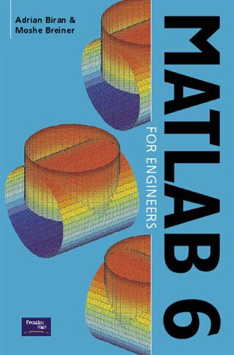 9780130336316: MATLAB 6 for Engineers: An Introduction