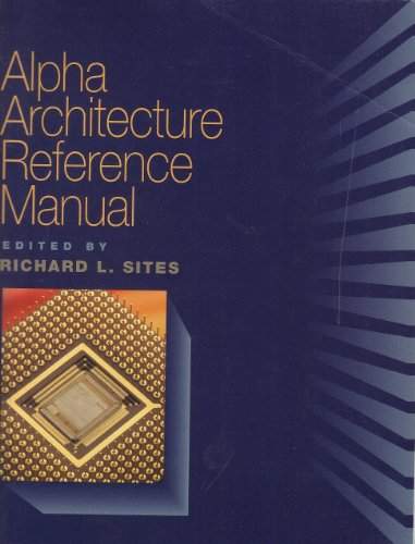 9780130336637: Alpha Architecture Reference Manual