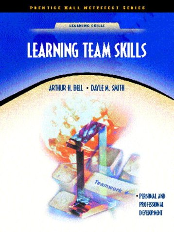 9780130336743: Learning Team Skills (NetEffect Series)