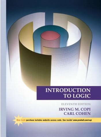 9780130337351: Introduction to Logic
