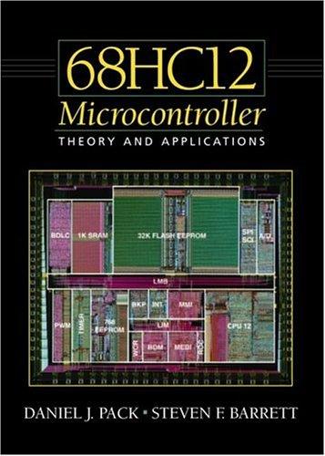 9780130337764: 68HC12 Microcontroller