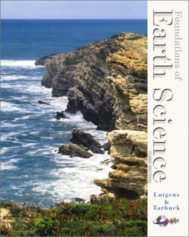 9780130338112: Foundations of Earth Science (3rd Edition)