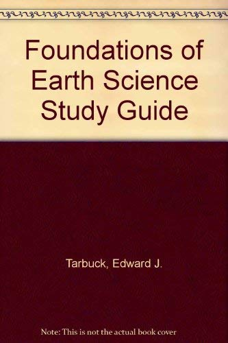 9780130338150: Foundations of Earth Science Study Guide