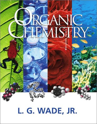 9780130338327: Organic Chemistry (5th Edition)