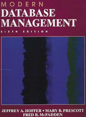 9780130339690: Modern Database Management (6th Edition)