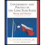 9780130340504: Government and Politics in the Lone Star State: Theory and Practice (4th Edition)