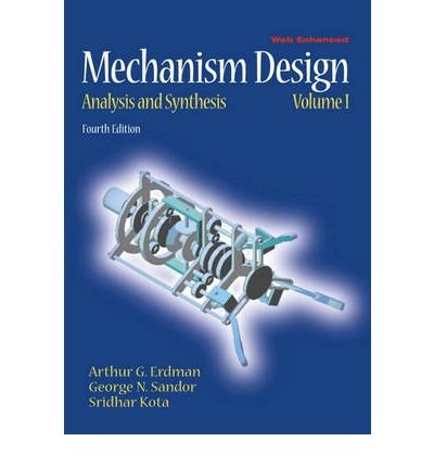 9780130340535: Mechanism Design: Analysis and Synthesis