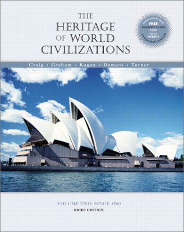 honors world civilizations ii 1500 to Short chapters, great stories, and tons of study tools adler and pouwels's world civilizations volume ii is a vibrant introduction to world history structured to meet the demands of your study schedule.