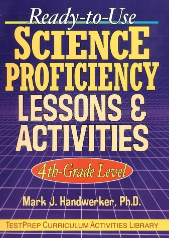9780130340979: Ready-To-Use Science Proficiency Lessons and Activities: 4th Grade