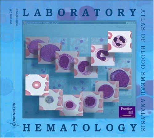 9780130341853: Laboratory Hematology CD-ROM