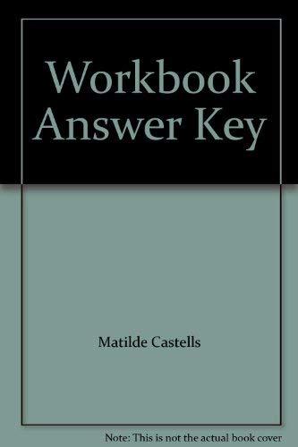 9780130341938: Workbook Answer Key