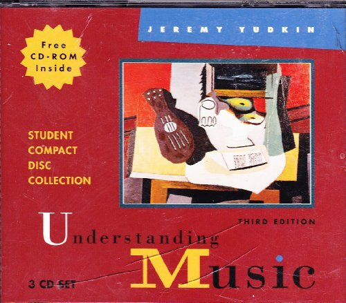 9780130343376: Understanding Music: Student Compact Disc Collection