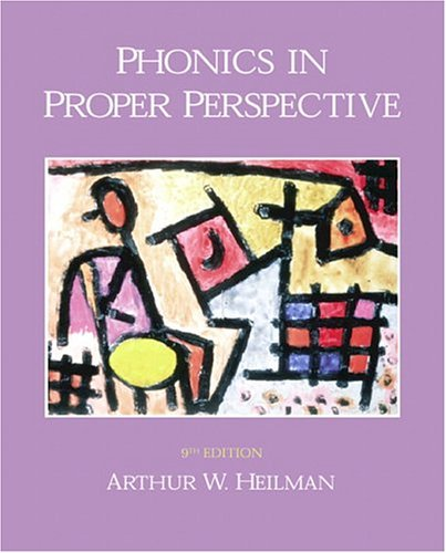 9780130343451: Phonics in Proper Perspective (9th Edition)