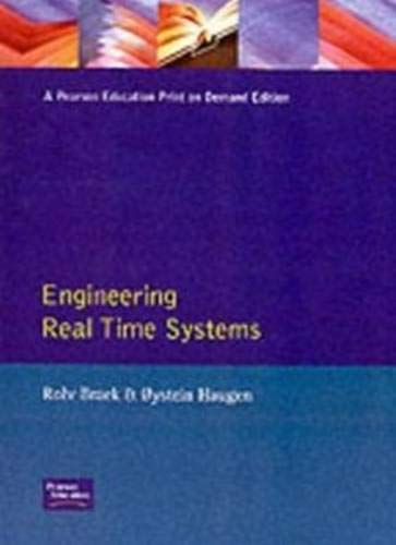 9780130344489: Engineering Real Time Systems: An Object-Oriented Methodology Using Sdl (The Bcs Practitioner)