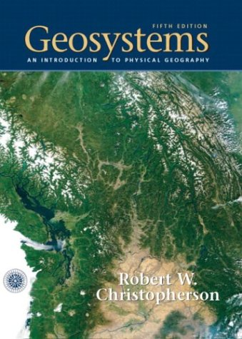 9780130348234: Applied Physical Geography: Geosystems in the Laboratory (5th Edition)