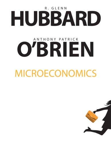 9780130348265: Microeconomics (MyEconLab Series)