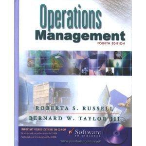 9780130348340: Operations Management