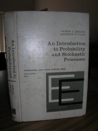 9780130348500: Introduction to Probability and Stochastic Processes (Prentice-Hall information and system sciences series)