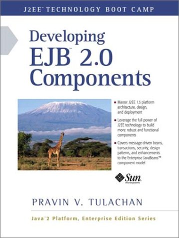 9780130348630: Developing EJB 2.0 Components