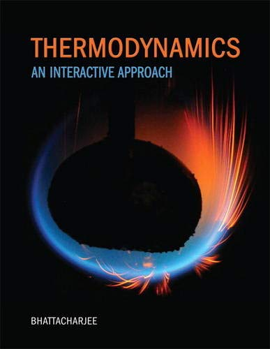 9780130351173: Thermodynamics: An Interactive Approach: Based on Webware Test-Ed