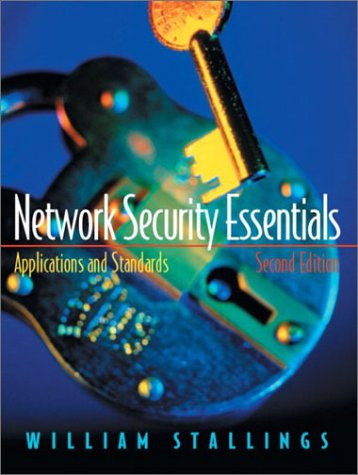 9780130351289: Network Security Essentials: Applications and Standards