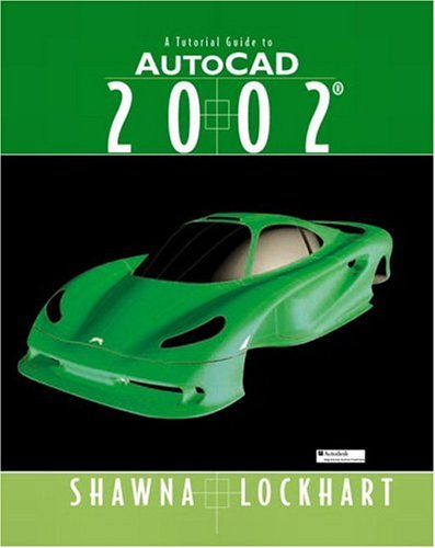 9780130351364: A Tutorial Guide to AutoCAD 2002