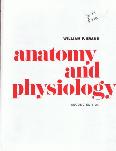 9780130351968: Anatomy and Physiology