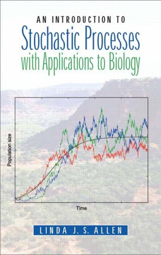 9780130352187: Stochastic Processes with Biology Applications