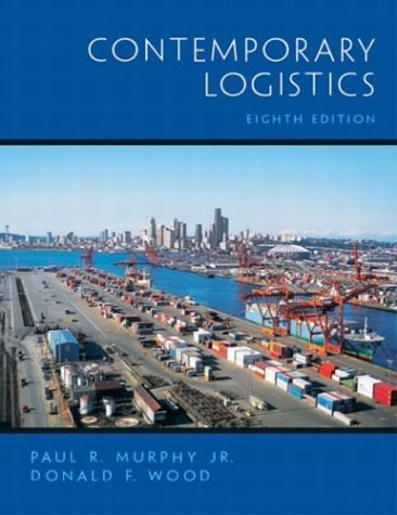 9780130352804: Contemporary Logistics