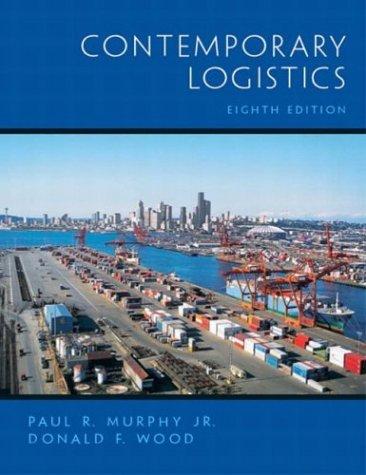 9780130352804: Contemporary Logistics