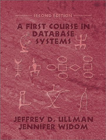 9780130353009: A First Course in Database Systems: United States Edition