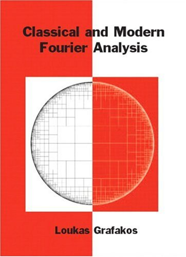 9780130353993: Classical and Modern Fourier Analysis