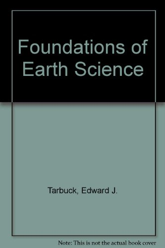 9780130354334: Foundations of Earth Science