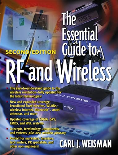 9780130354655: The Essential Guide to RF and Wireless (2nd Edition)